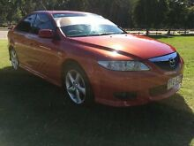 2006 Mazda 6 GG 05 Upgrade Luxury Sports 6 Speed Manual Hatchback Clontarf Redcliffe Area Preview