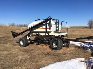 Bourgault Air seeder