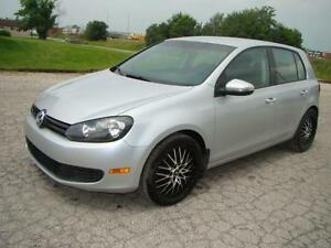2012 VOLKSWAGEN  GOLF :  ONLY 60 K * WE DO FINANCING