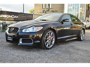 2011 Jaguar XF R XFR - SUPER CHARGED 510 HP ! BLACK PKG