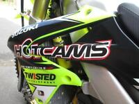 SUZUKI RMZ 450 FUEL INJECTION MOTO CROSS BIKE 2011