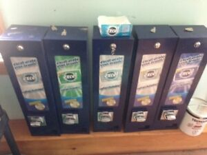 Gum pack vending Machines  (make some passive income)