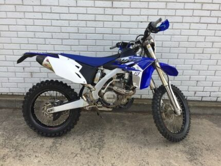 2015 Yamaha WR450F Off Road Bike 449cc Lilydale Yarra Ranges Preview