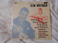 Vinyl LP Slim Whitman