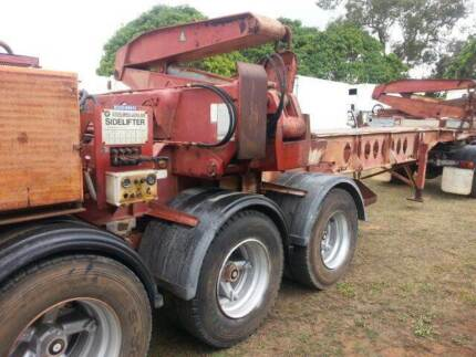 Container 20ft Trailer Mareeba Tablelands Preview