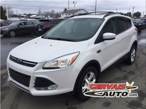 Ford Escape SE AWD Cuir Toit Ouvrant MAGS 2013