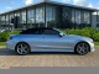 2017 Mercedes-Benz C Class C250D Amg Line 2Dr Auto Cabriolet Diesel Automatic