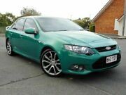 2012 Ford Falcon FG MkII XR6 Limited Edition Green 6 Speed Sports Automatic Sedan Chermside Brisbane North East Preview