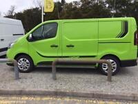 Renault Trafic 1.6dCi Energy E6 SL27 125 Sport Nav Van
