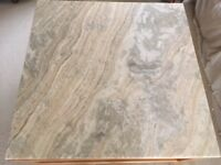 Hand Made Namibian Marble Coffee Table