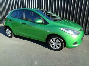 2007 Mazda 2 Neo Green 4 Speed Automatic Hatchback Chifley Woden Valley Preview