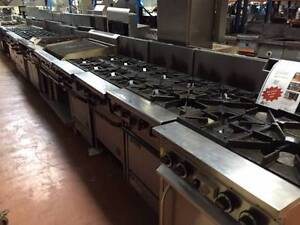 COOKING EQUIPMENT USED -GAS ,ELECTRIC -RENT -TRY -BUY Campbellfield Hume Area Preview