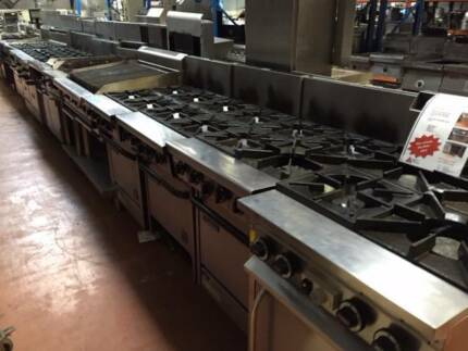 COOKING EQUIPMENT USED -GAS ,ELECTRIC -RENT -TRY -BUY