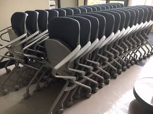 Torsion on the Go Folding Chairs