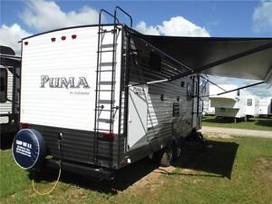 2016 Puma 259RBSS 5th Wheel Trailer with Double sized Bunkbeds Stratford Kitchener Area image 3