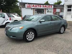 2007 Toyota Camry Hybrid/Automatic/Super Gas Saver/Certified