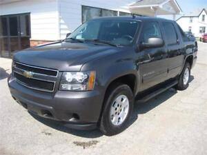 2011 Chevrolet Avalanche LS 4X4
