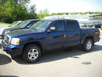 2006 Dodge Dakota Power options Pickup Truck