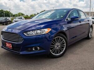 2013 Ford Fusion SE 4dr FWD Sedan