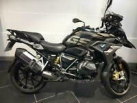 BMW R 1250 GS EXCLUSIVE TE ONLY 3075 MILES AND IMMACULATE