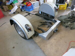 FOR SALE:     Motorcycle Voyager Convertible Kit (Trike Kit)