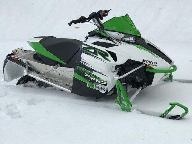 New Leftover Arctic Cat ZR6000 Sno Pro ES 129