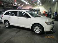 2009 DODGE JOURNEY..PEARL WHITE WITH EXTRA NEW WINTER TIRES/RIMS Mississauga / Peel Region Toronto (GTA) Preview