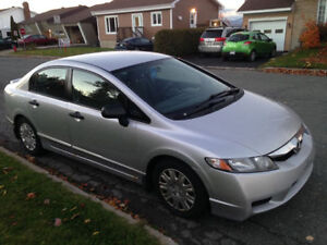 2010 Honda Civic DX nego