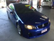 2007 Holden Commodore VE SV6 Blue 4 Speed Automatic Sedan Bungalow Cairns City Preview