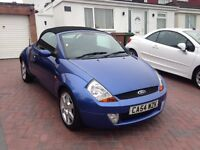 Ford Streetka - Softtop - looking for quick sale