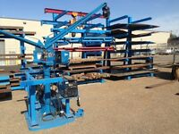 Welder with boom/stand  for sale
