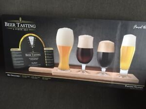 Beer Tasting Kit (6 piece) - Final Touch brand