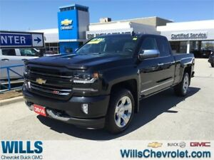 2016 Chevrolet Silverado 1500 LTZ | ONE OWNER | 4X4 | LEATHER
