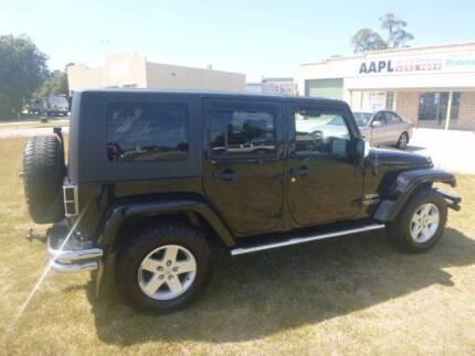 2007 Jeep Wrangler Unlimited ** FREE 1 YEAR WARRANTY ** 4X4 !!