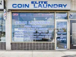 Coin Laundry & Wash + Fold Business For Sale
