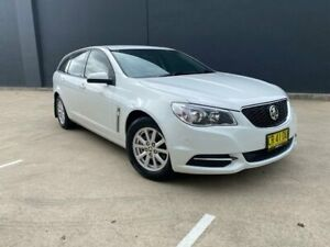 2015 Holden Commodore VF Evoke Sportwagon 5dr Spts Auto 6sp 3.0i [MY15] White Sports Automatic Wagon Villawood Bankstown Area Preview