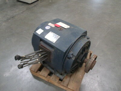 Leeson 100 Hp Motor Model C365t34db5c