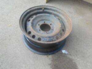 Toyota rim 17 inch spare