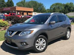 2014 Nissan Rogue SV-AWD-NAV-PANOROOF-CAM-7PASS-NO ACCIDENTS