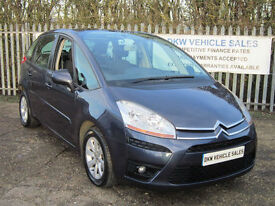 CITROEN C4 PICASSO 1.6HDi 110 EGS VTR+ SOLDNOW!!!!!!!!!!!!!!!!!!!!!!!!!!!!!!!!!!