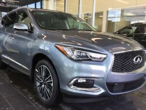 2018 Infiniti QX60 EXECUTIVE DEMO DELUXE TOURING PACKAGE