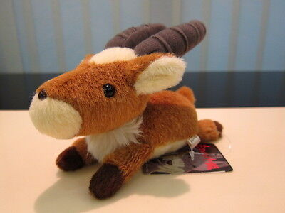 Princess Mononoke Elk Yakul Yakuru Plush doll toy 16 cm length on Rummage