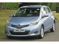 Toyota Yaris 1.33 ( 99bhp ) M-Drive S 2012MY TR