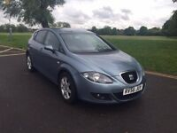 Seat Leon 2.0 TDI Stylance DSG Automatic Diesel FULL SERVICE HISTORY + WARRANTED MILES