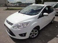 LHD 2013 Ford C Max Trend 1.0 Ecoboost Stop/ Start 125BHP 6 Speed UK REGISTERED