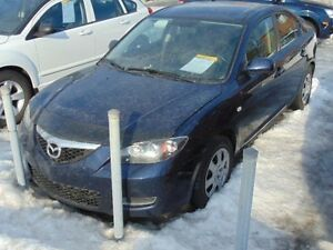 Mazda MAZDA3 4dr Sdn 2008