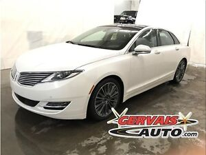 Lincoln MKZ AWD V6 Navigation Cuir Toit Panoramique MAGS 19 2013