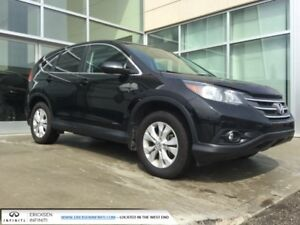 2014 Honda CR-V EX-L/HEATED FRONT SEATS/BACK UP MONITOR/SUNROOF/