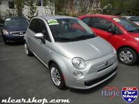 2012 FIAT 500 Pop 5 speed 72,000km WARRANTY - nlcarshop.com