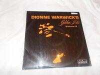 Vinyl LP Dionne Warwick's Golden Hit's Vol 2 Wand WWL2 Stereo 1970